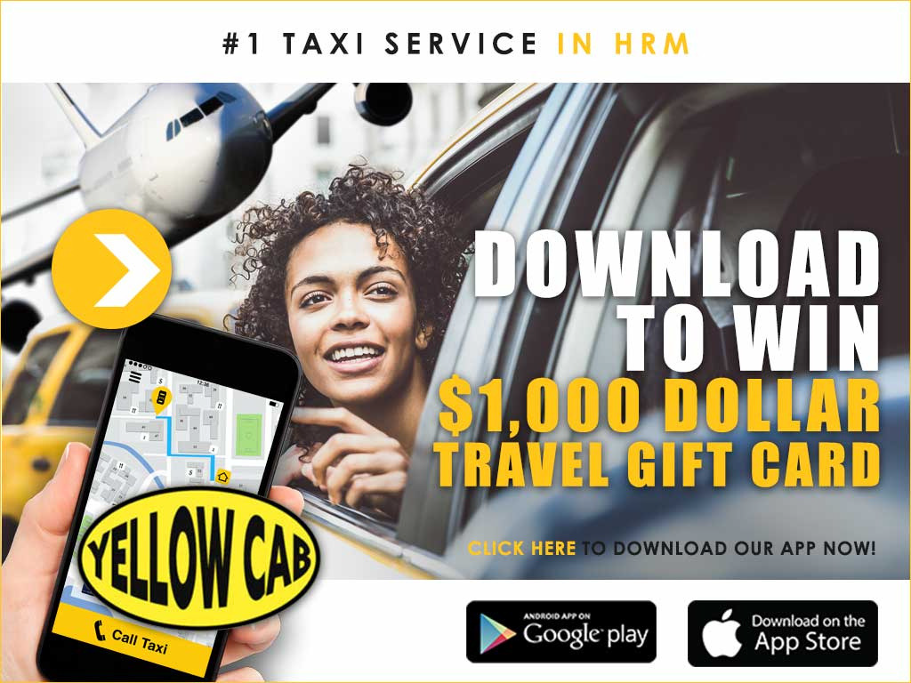 Yellow Cab Download to win